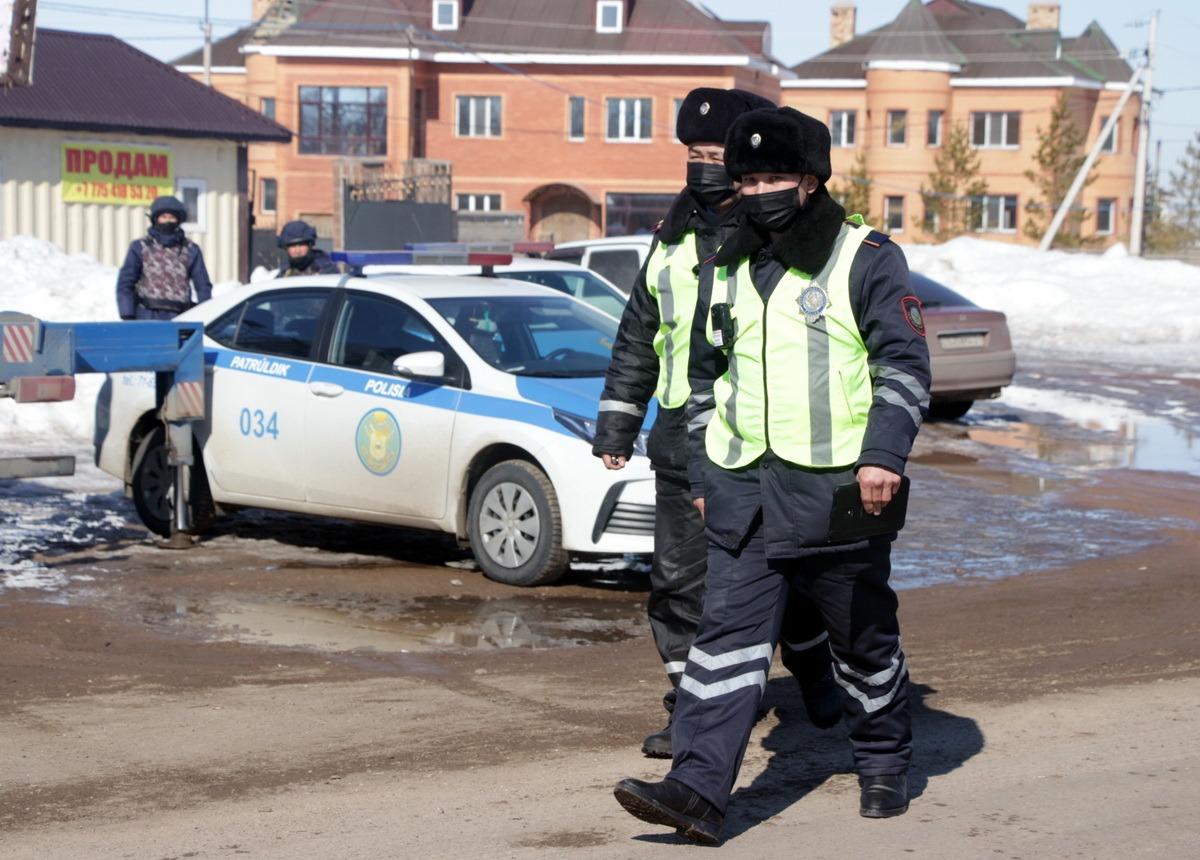 В Алматы определен 31 очаг коронавирусной инфекции