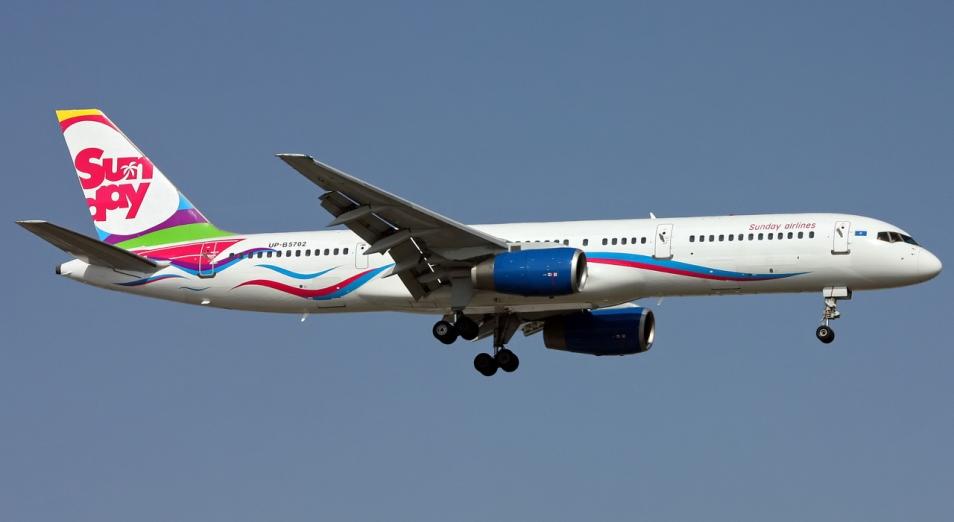 У SCAT серьезные сбои вылетов туристов,  Туризм, Sunday Airlines,Scat , Самолет ,BOEING 757 MAX