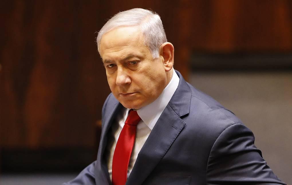 Биньямин Нетаньяху заявил, что лично приказал ударить по Сирии в ответ на обстрел Голан