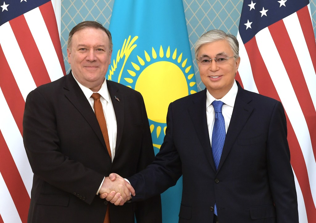 American dream Казахстана