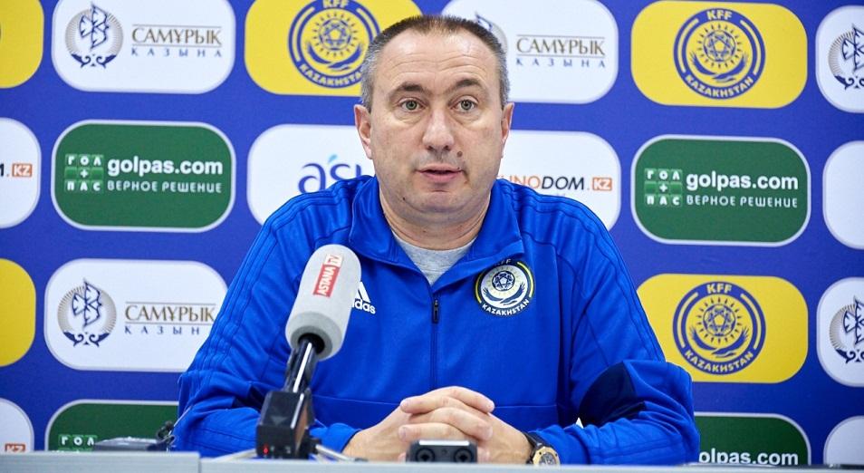 Стойлов о матче с Болгарией: «Казахстан заслуживал как минимум ничьей», Футбол, Сборная Казахстана, Болгария,Станимир Стойлов