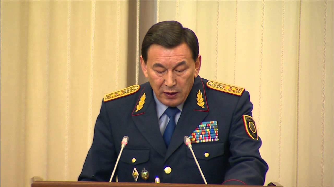 Завершено расследование убийства фигуриста Тена  – Калмуханбет Касымов