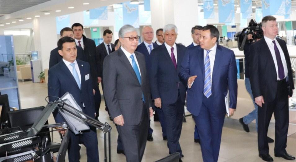 «Правительство для бизнеса» в Талдыкоргане посетил Касым-Жомарт Токаев