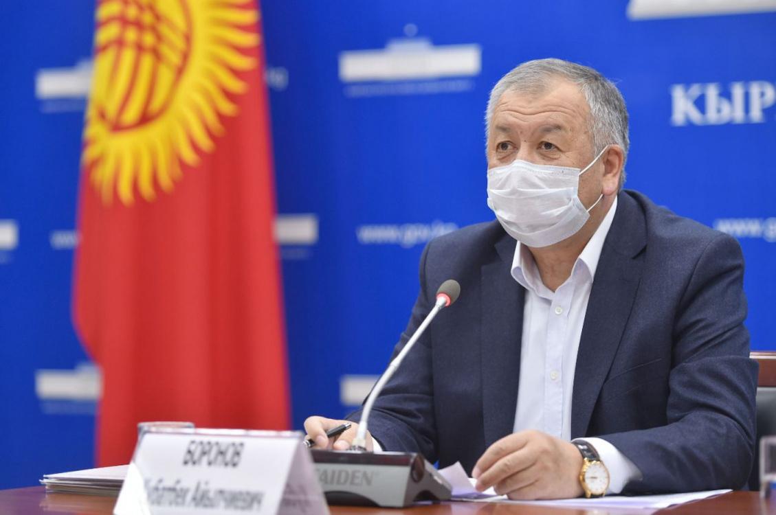 Премьер Кыргызстана проголосовал на парламентских выборах