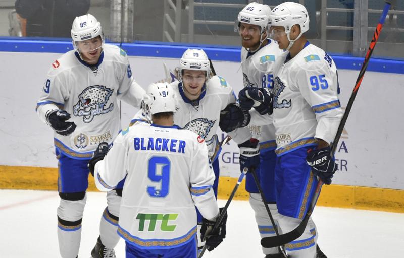 Регулярка КХЛ: «Барыс» добил «Магнитку»