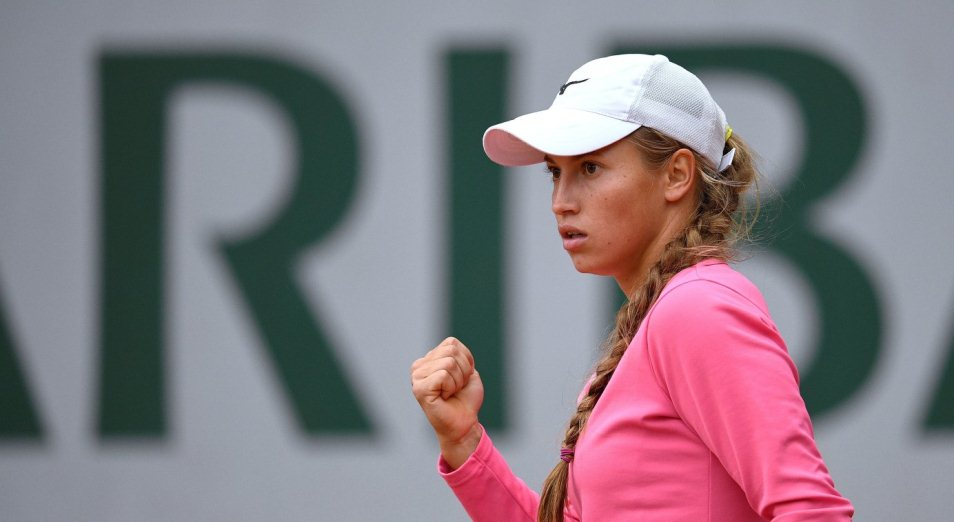Путинцева на Roland Garros: по пути Шведовой, теннис, Спорт, Roland Garros, Юлия Путинцева