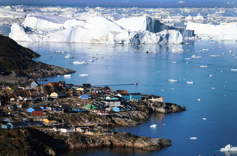 США планируют открыть консульство в Гренландии