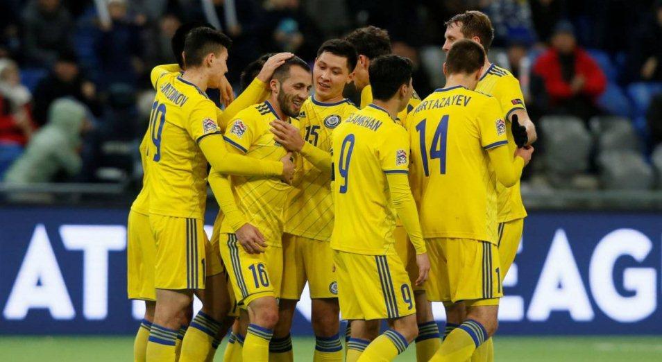 Казахстан в Лиге наций: самый лучший тайм – и третья ничья