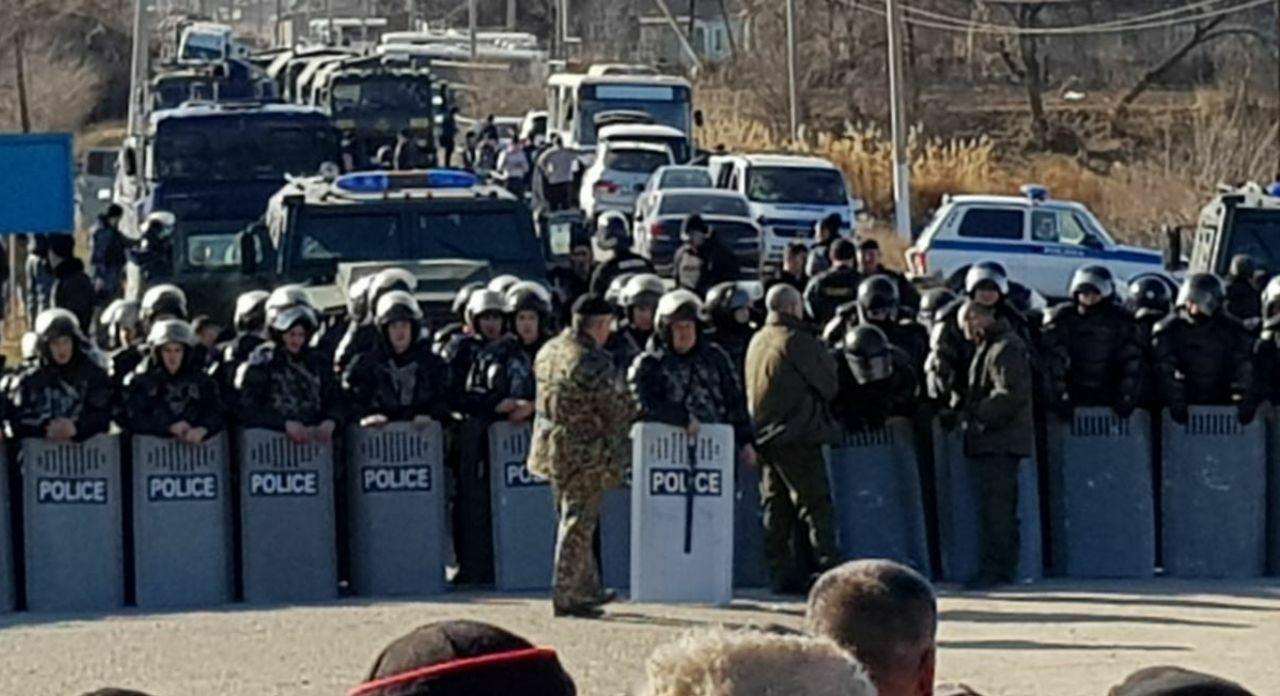 Режим ЧС объявлен в районе Жамбылской области, где произошла массовая драка