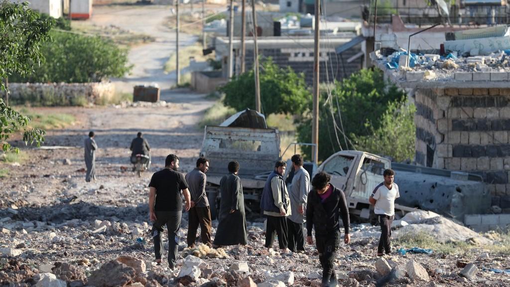В ООН обеспокоены нарушениями прав гражданских лиц в результате срыва перемирия в Сирии