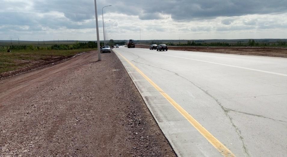Бетон штопаный XII: достроить дорогу Темиртау – Караганда стоит еще около 1 млрд тенге