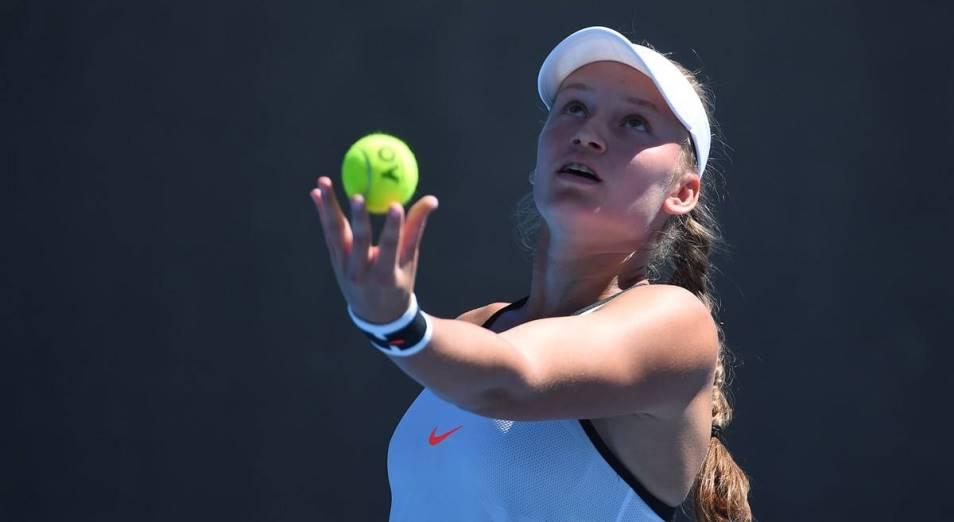 Рыбакину включили в топ-10 восходящих звезд тенниса