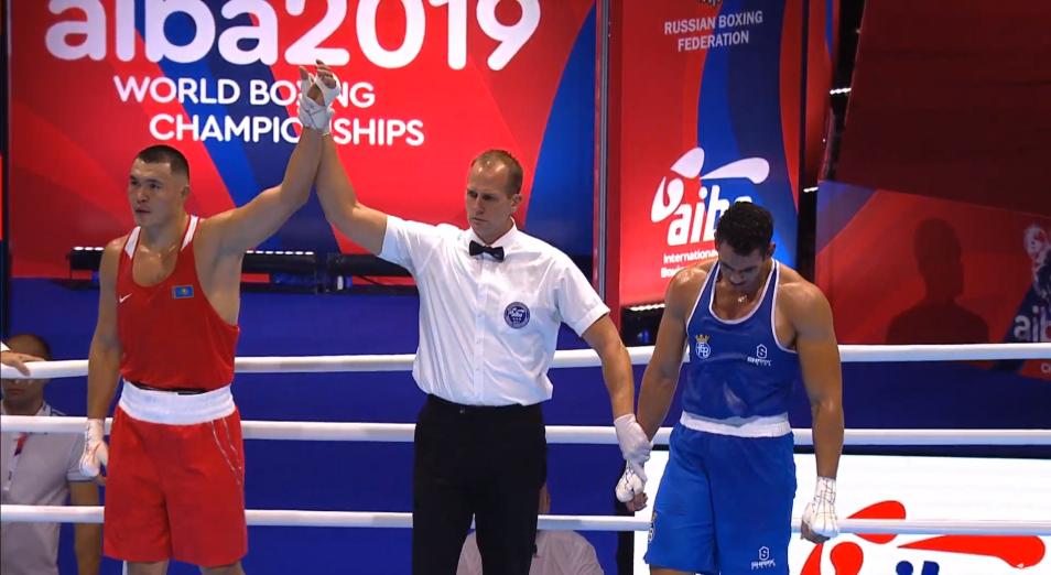 ЧМ-2019: В четвертьфиналы прошли семь казахстанцев