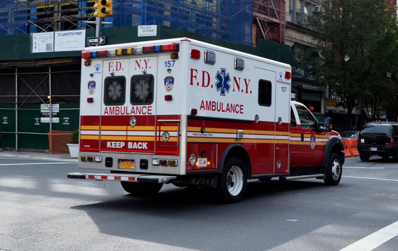 В США разбился автобус с детской футбольной командой