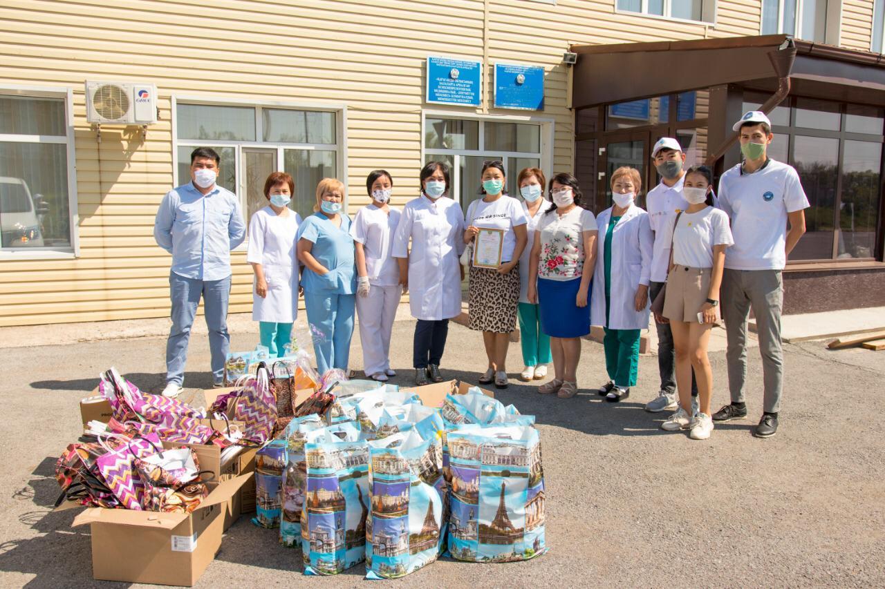 Ассамблея народа Казахстана оказала гуманитарную помощь на сумму 82,5 млн тенге