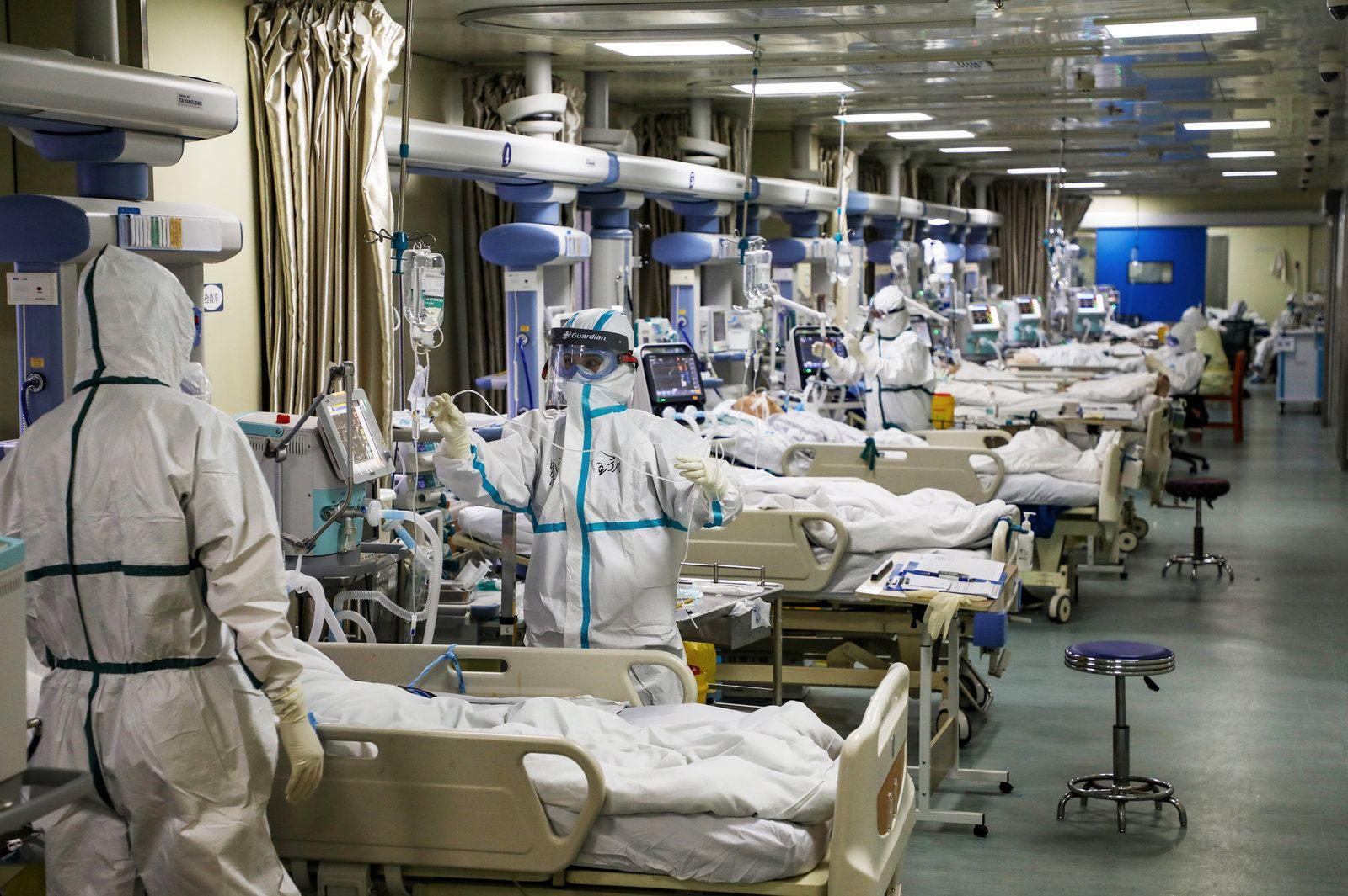 Свыше 60 тысяч человек скончались от коронавируса в мире