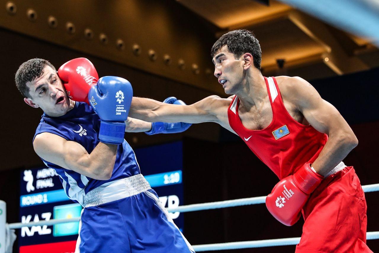 Кто из боксеров РК выступит на чемпионате Азии