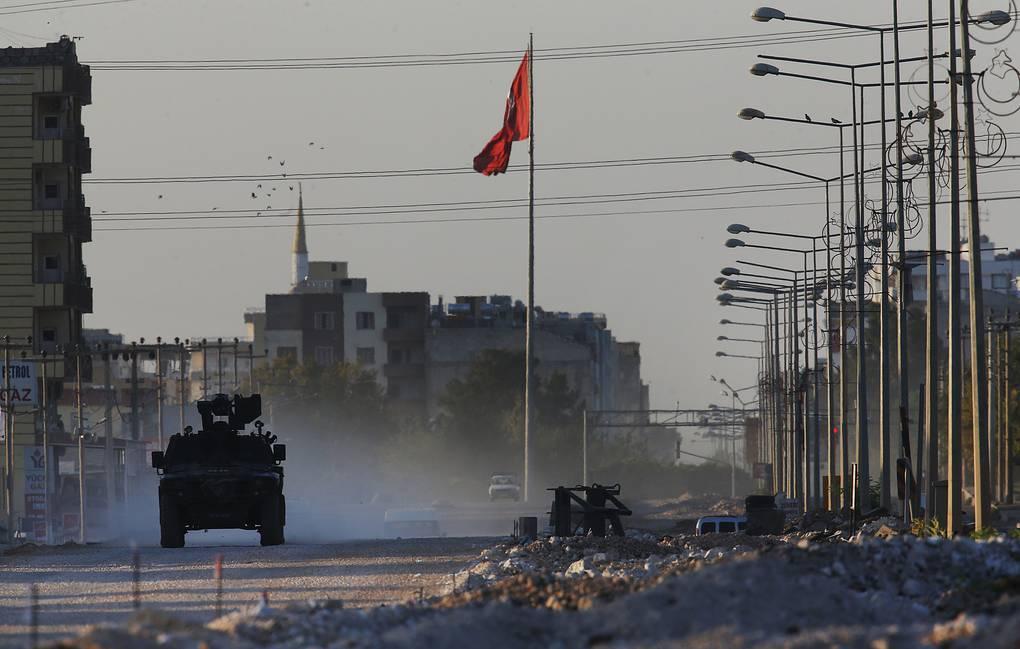 В Анкаре заявили, что турецкие военные не стреляли по американским солдатам в Сирии