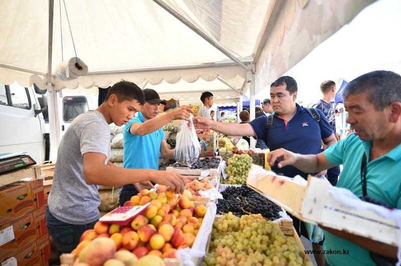 В Астане пройдет более 100 сельскохозяйственных ярмарок