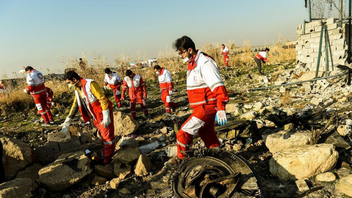 Опознаны 169 жертв авиакатастрофы под Тегераном