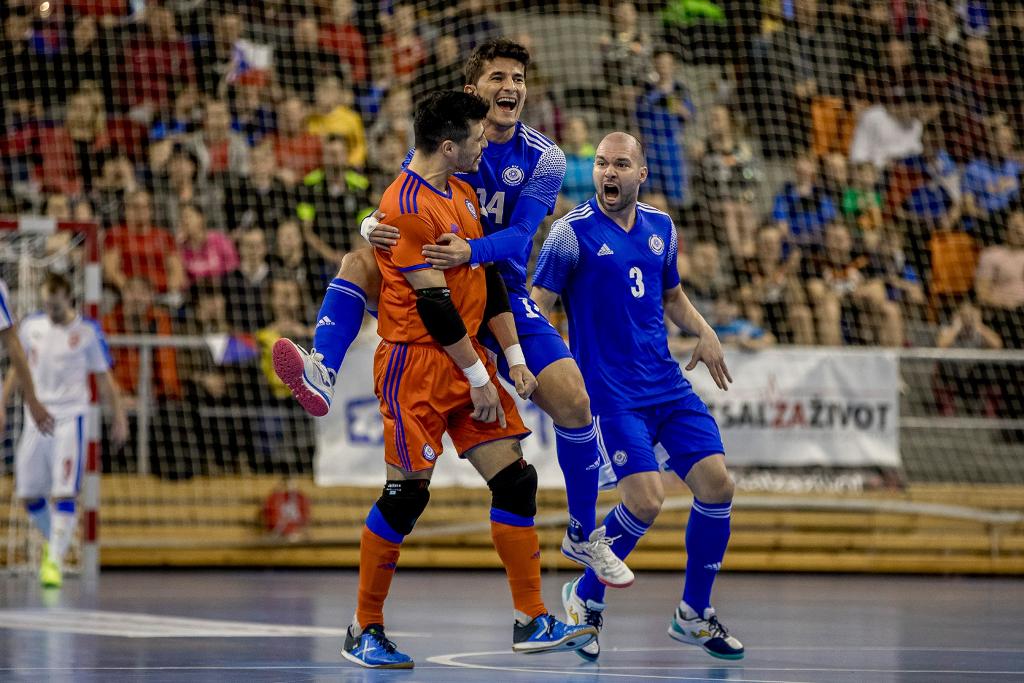 Мужская команда Казахстана по футзалу сохранила свою позицию в рейтинге УЕФА