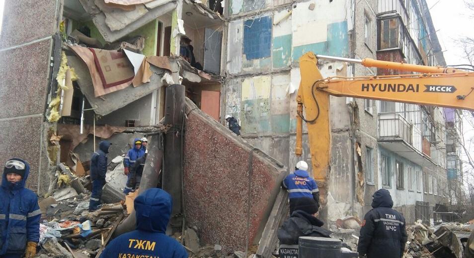 В Шахане через три года после взрыва котла в пятиэтажке строится центральная котельная