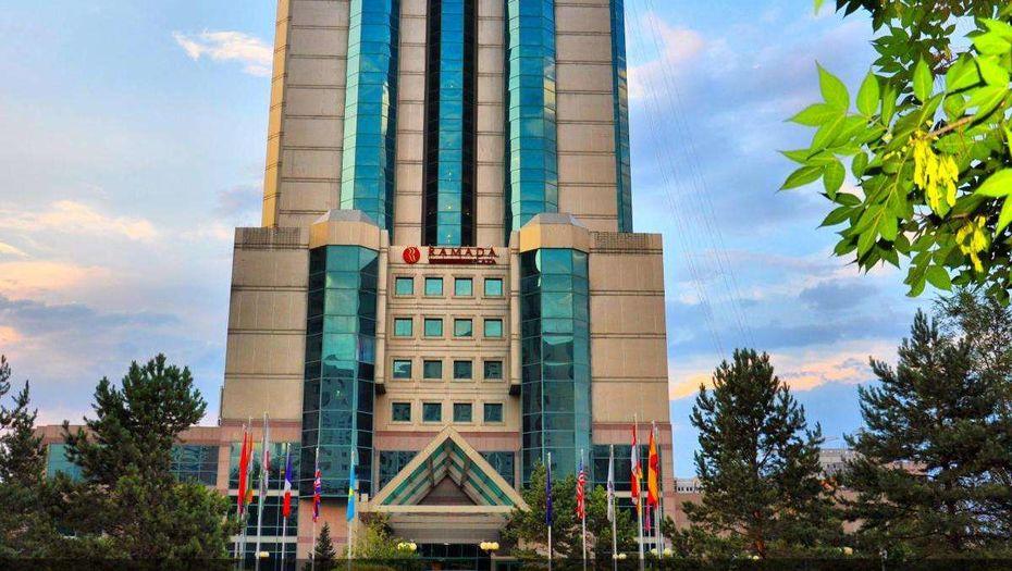 Полиция Астаны переедет в здание пятизвёздочного отеля, Ramada Plaza Astana, Астана, Полиция, ДВД РК