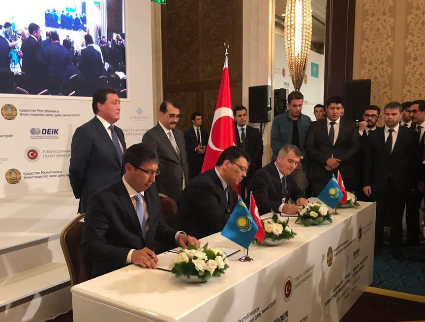 Турецкие компании готовы инвестировать более 625 млн долларов в Туркестанскую область