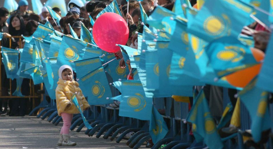 В Астане празднуют День Независимости Казахстана