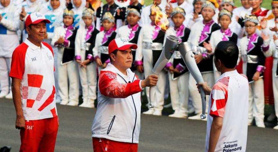 Казахстан в погоне за Ираном: в Джакарте стартовала XVIII Летняя Азиада