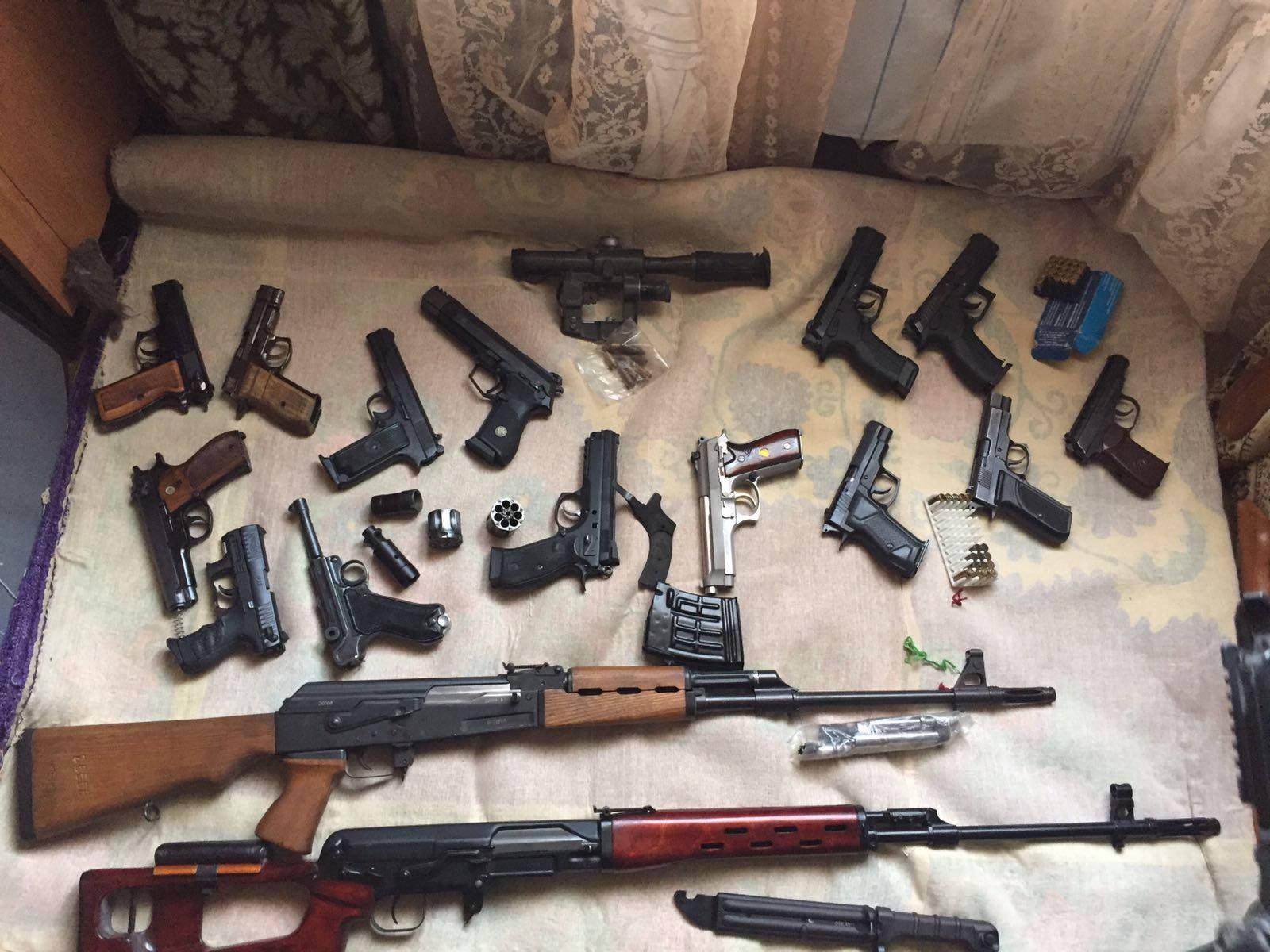 Россия в 2017 году вышла на второе место в мире по производству оружия – SIPRI