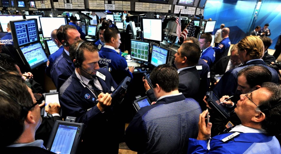 На глобальном рынке начинается волна коррекции