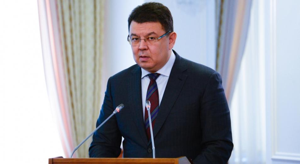 Министр сожалеет об аресте, Минэнерго РК, Канат Бозумбаев, Бакытжан Джаксалиев, Арест, Следствие, коррупция