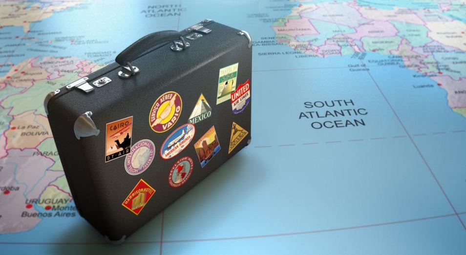 Казахстанцы стали больше путешествовать и тратить , туризм, путешествия, бюджет, Нацбанк РК