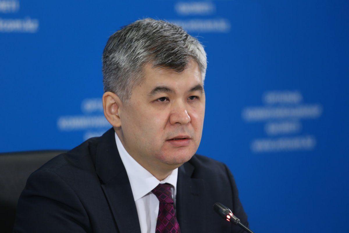Пик заболеваемости Covid-19 в Казахстане придется на первую половину апреля – глава минздрава