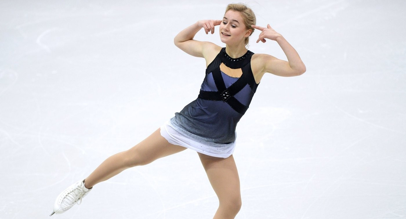 Мемориал Дениса Тена: Серафима Саханович победила в женских соревнованиях