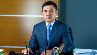 Мағауов Әсет Маратұлы, Әсет Мағауов, Қазақстан Республикасы энергетика министрлігі
