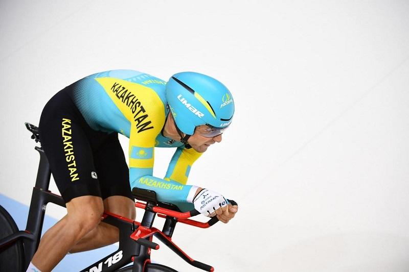 Команда РК по велоспорту на треке завоевала три олимпийские лицензии