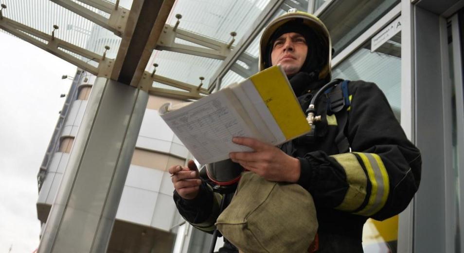 Чужие уроки на пользу, пожар, безопасность , Комитет по чрезвычайным ситуациям, штраф, Кемерово, МЧС,Бакытжан Сагинтаев, Аскар Мамин