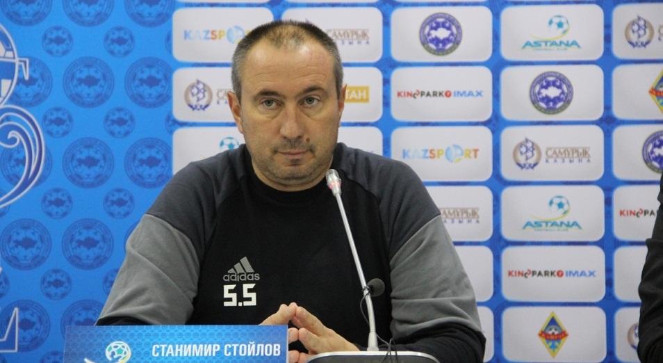 Стойлов о поражении на старте Лиги наций: «Проигран матч, но не турнир»