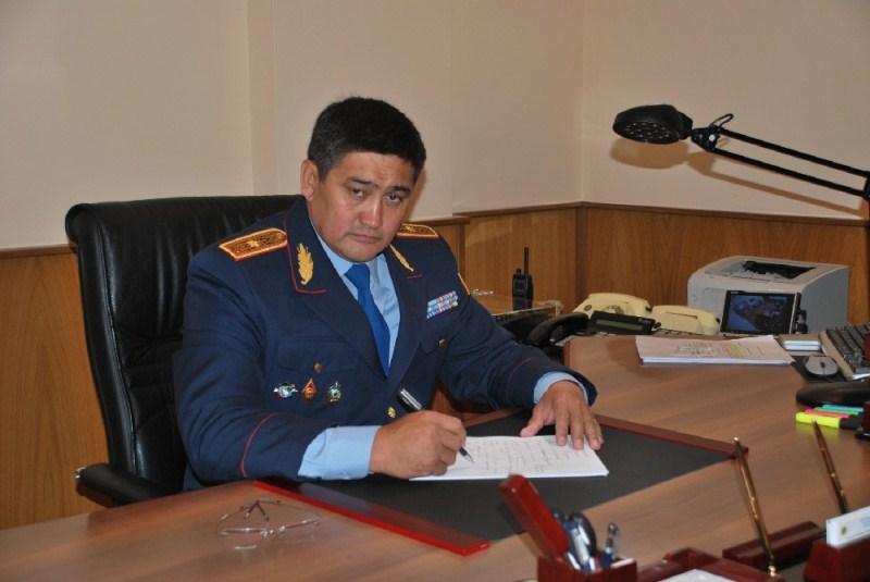 Полиция Алматы наладит обратную связь с населением – Кудебаев