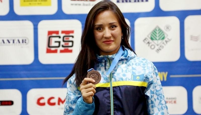 Карагандинка Милана Сафронова завоевала бронзовую медаль на международном женском турнире по боксу, Бокс, Милана Сафронова