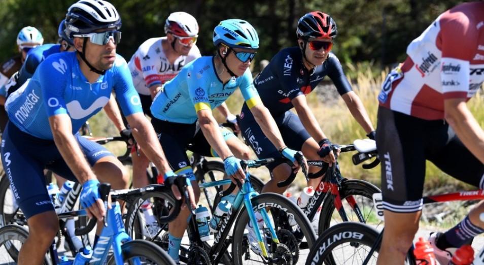 Лопес продвинулся на строчку в ТОП-10 Тур де Франс
