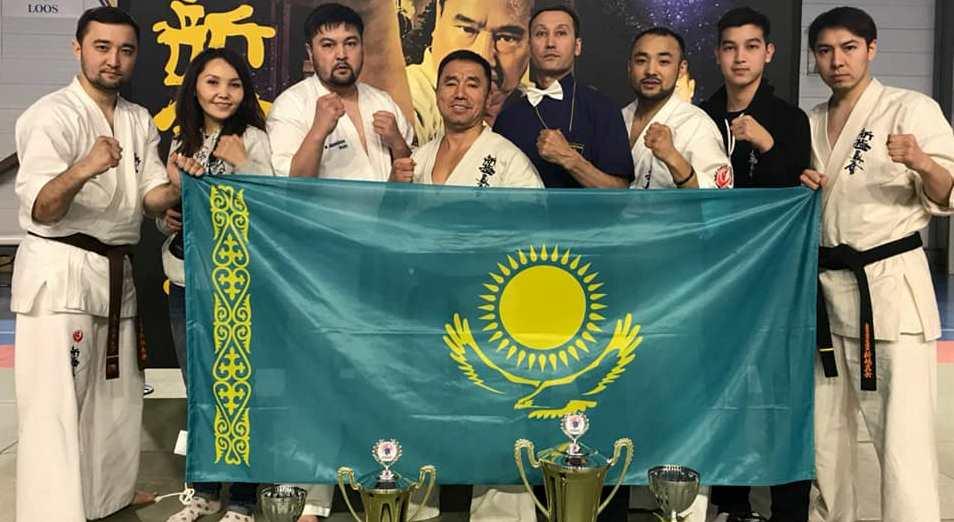 Казахстанцы на турнире по каратэ во Франции: четыре медали и спецкубок