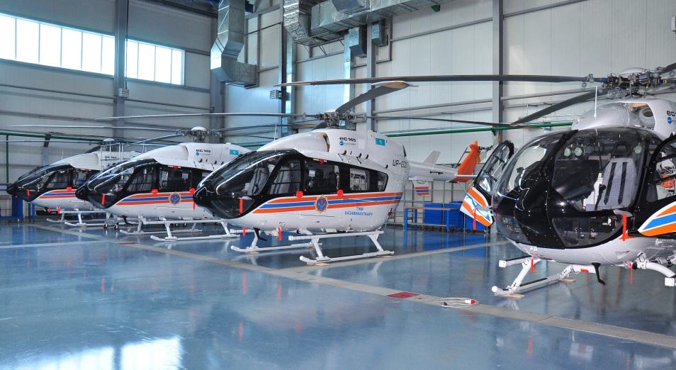 «Казавиаспас» выбирает Airbus, Казавиаспас, Самолеты, вертолеты, Авиапарк, Airbus, Еврокоптер Казахстан,КЧС, Санавиация