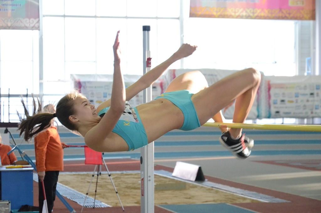 Казахстан завоевал второе золото на турнире по легкой атлетике Thailand Open Track & Field 2019