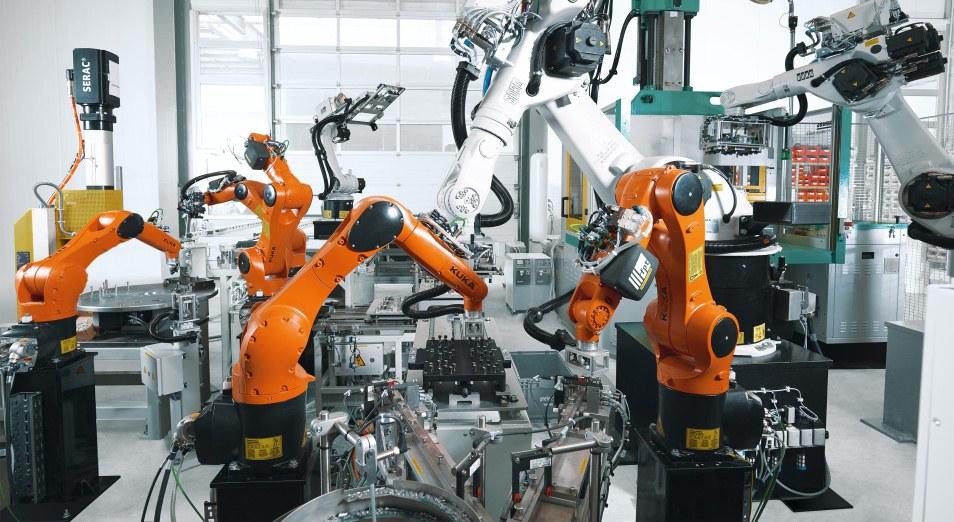 Роботизация приведет к сокращению рабочей силы в два раза