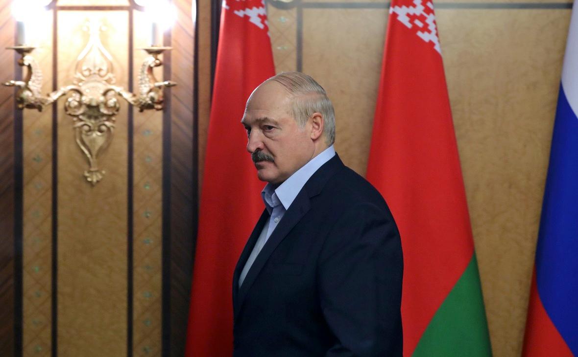 Как избирали Лукашенко