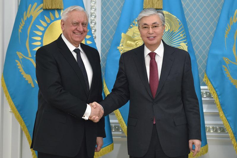 ЕАЭС оправдал свое предназначение – Токаев