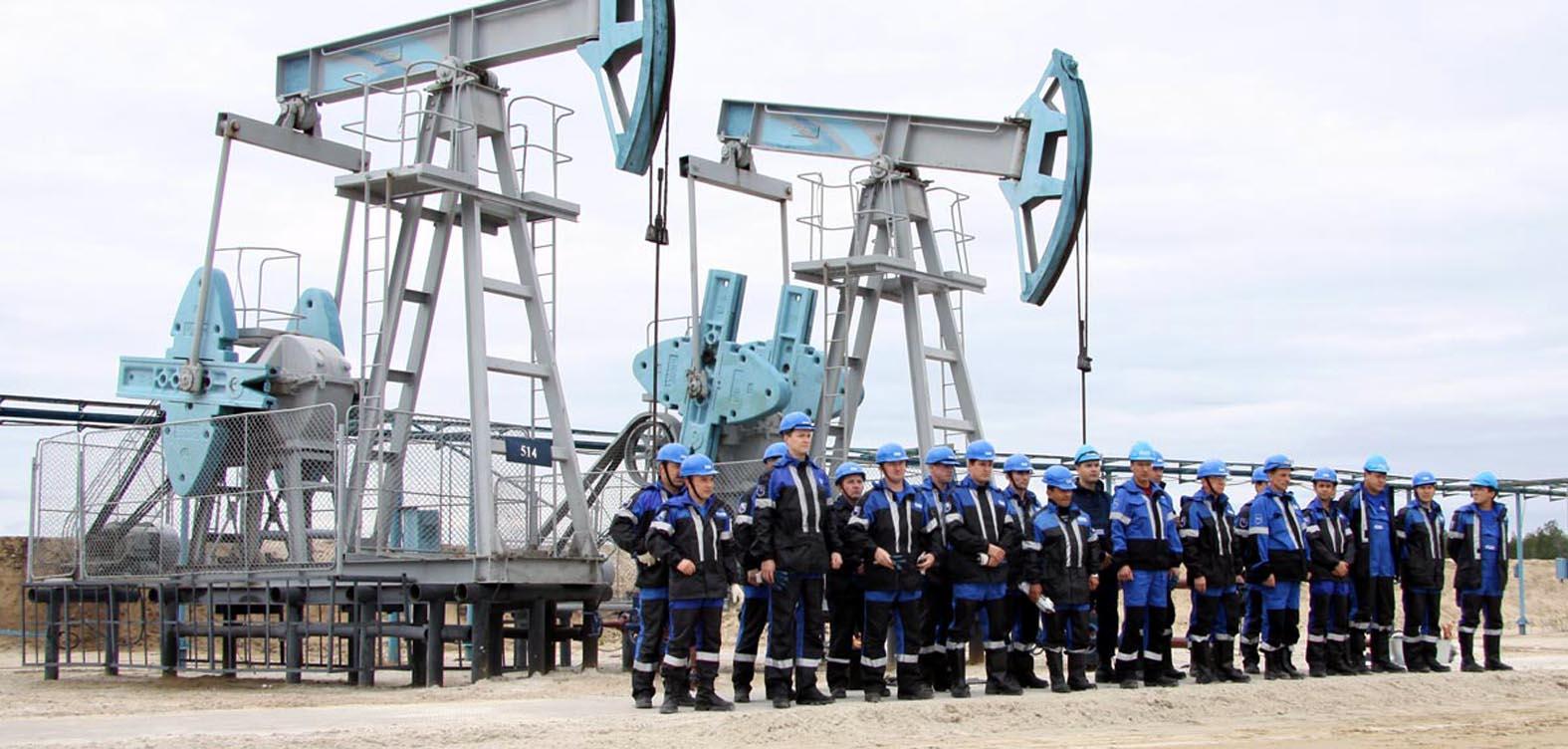 """""""Тенгизшевройл"""" добыл свыше 14 миллионов тонн нефти в первом полугодии"""